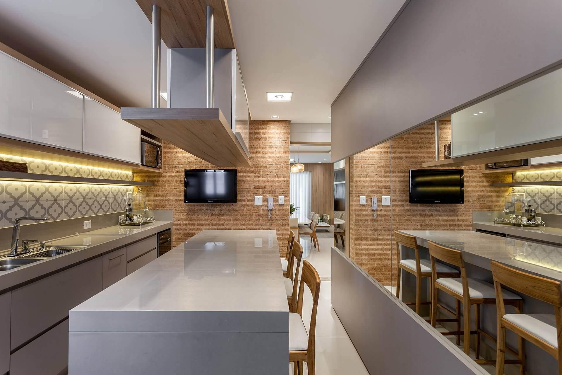 Cozinha - Pirâmidde Móveis